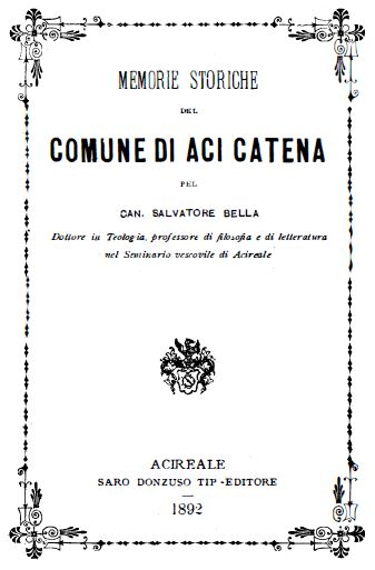 BellaAcicatena